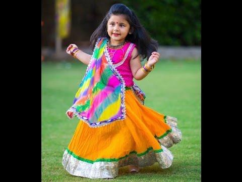 2887a002a1 Baby Girl's Lehenga designs 2017    Pakistani    Indian - YouTube