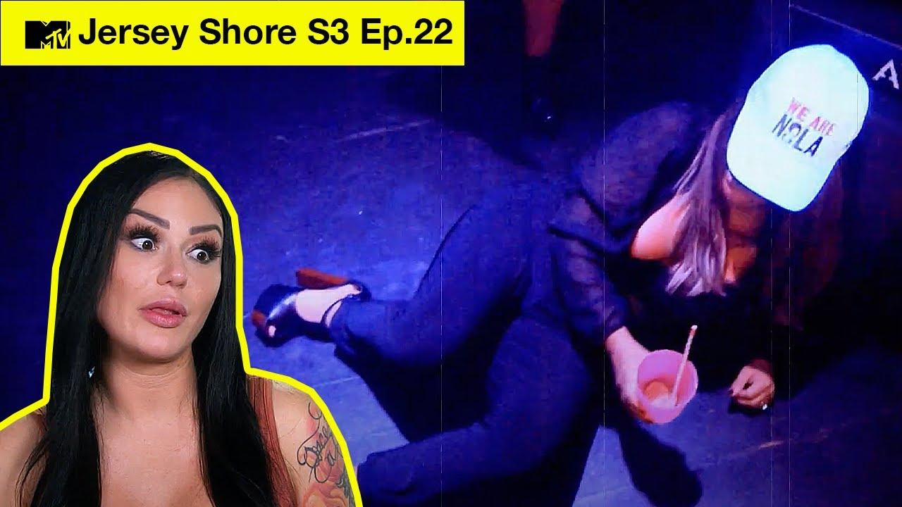 """Jersey Shore : Vacances en famille S.3 E.22 """"L'EVJF d'Angelina"""""""
