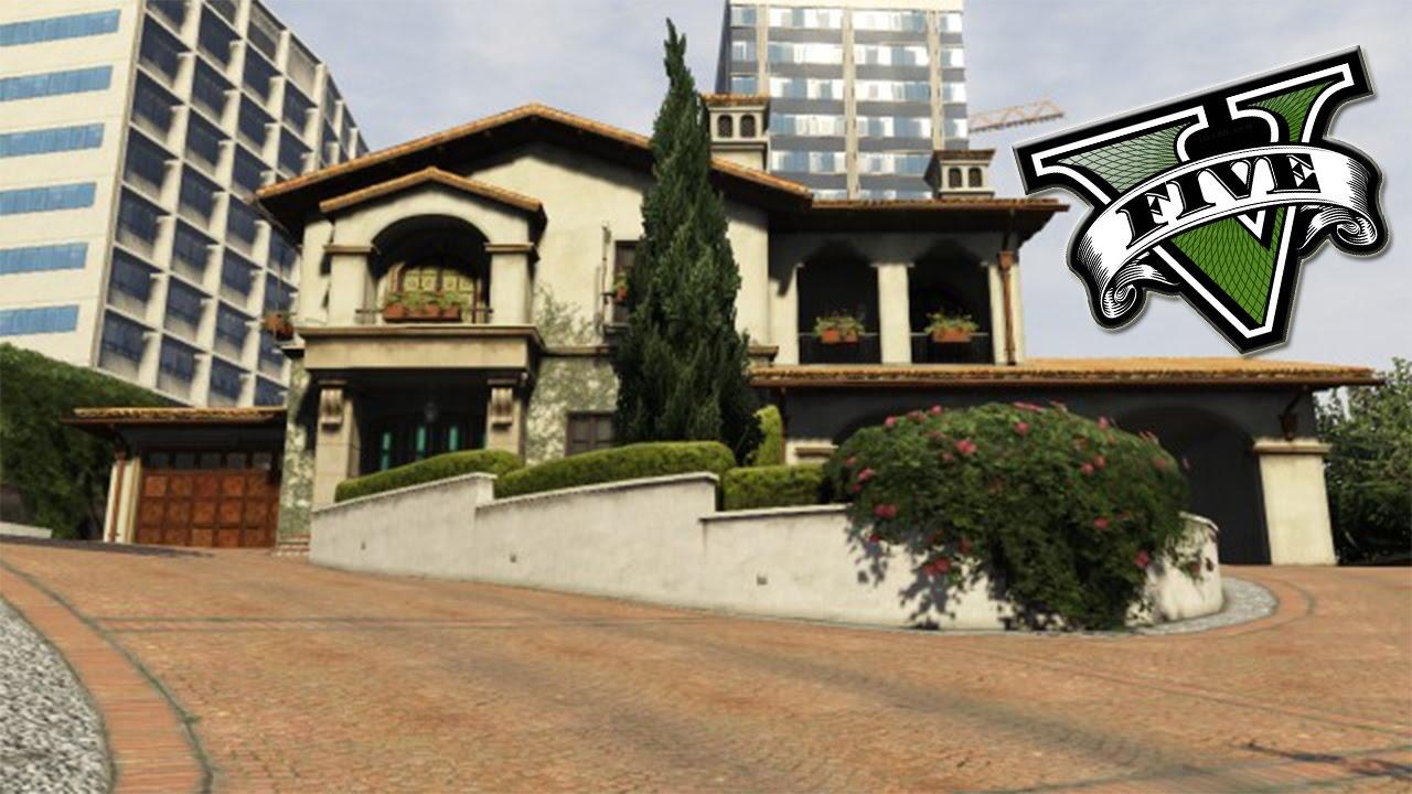 Come entrare in casa di michael su gta 5 online glitch for Creatore di piani casa online