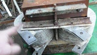 Интересный трансформатор, сгорело сцепление и клапан.