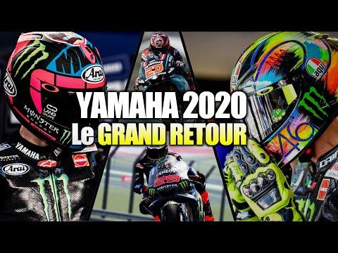 YAMAHA peut REDEVENIR Champion du Monde en 2020 !