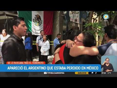 Nuevo terremoto en México