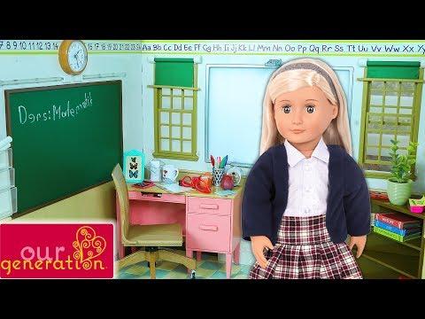 Our Generation Sınıf Düzenleme Seti 2 | OG Classroom Playset Unboxing 2