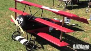 Flown at the Long Island Sky Hawks' flying field, this is the test ...