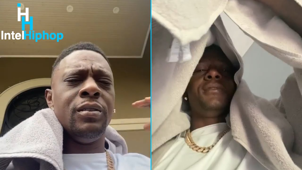 """Boosie chilren Surprises him on Father's Day """"thank y'all for this"""" ❤️"""