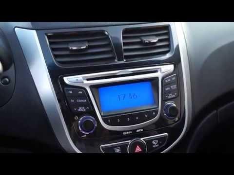 Плюси і мінуси Hyundai Accent 2011