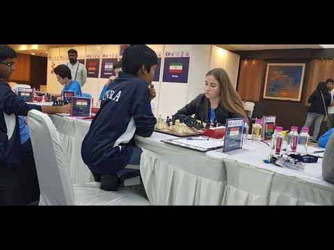 Live analysis of World Youth Olympiad 2017, Round 7