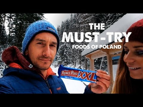THE MUST-TRY FOODS OF POLAND