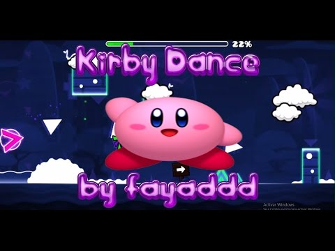 Geometry Dash 2.1 (Kirby Dance) by:fayaddd & more
