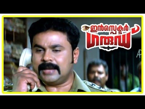 Malayalam Movie | Inspector Garud Malayalam Movie | Dileep Arrests | Vijayaraghavan's Son