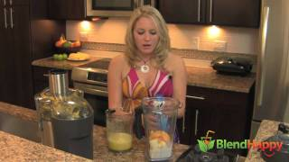 Tropical Paradise Fruit Smoothie Recipe