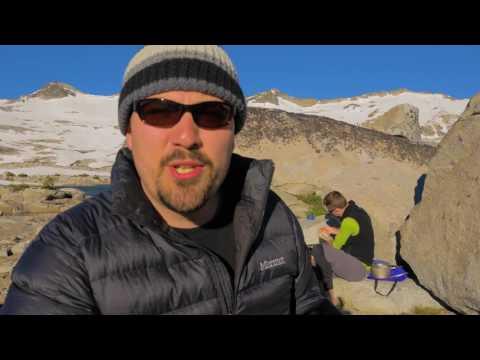 Three Days In The Desolation Wilderness