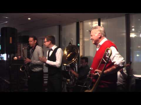 5 - Sunshine - Jesse Lindgren & Maritime Stompers at Falsterbo Jazzklubb