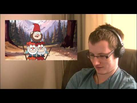 Gravity Falls Reaction Series Episode 1