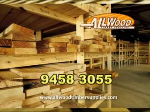 Allwood Timber Supplies - Timber Supplies - KELMSCOTT