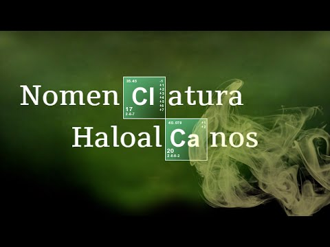 haloalcanos-|-formulación-orgánica