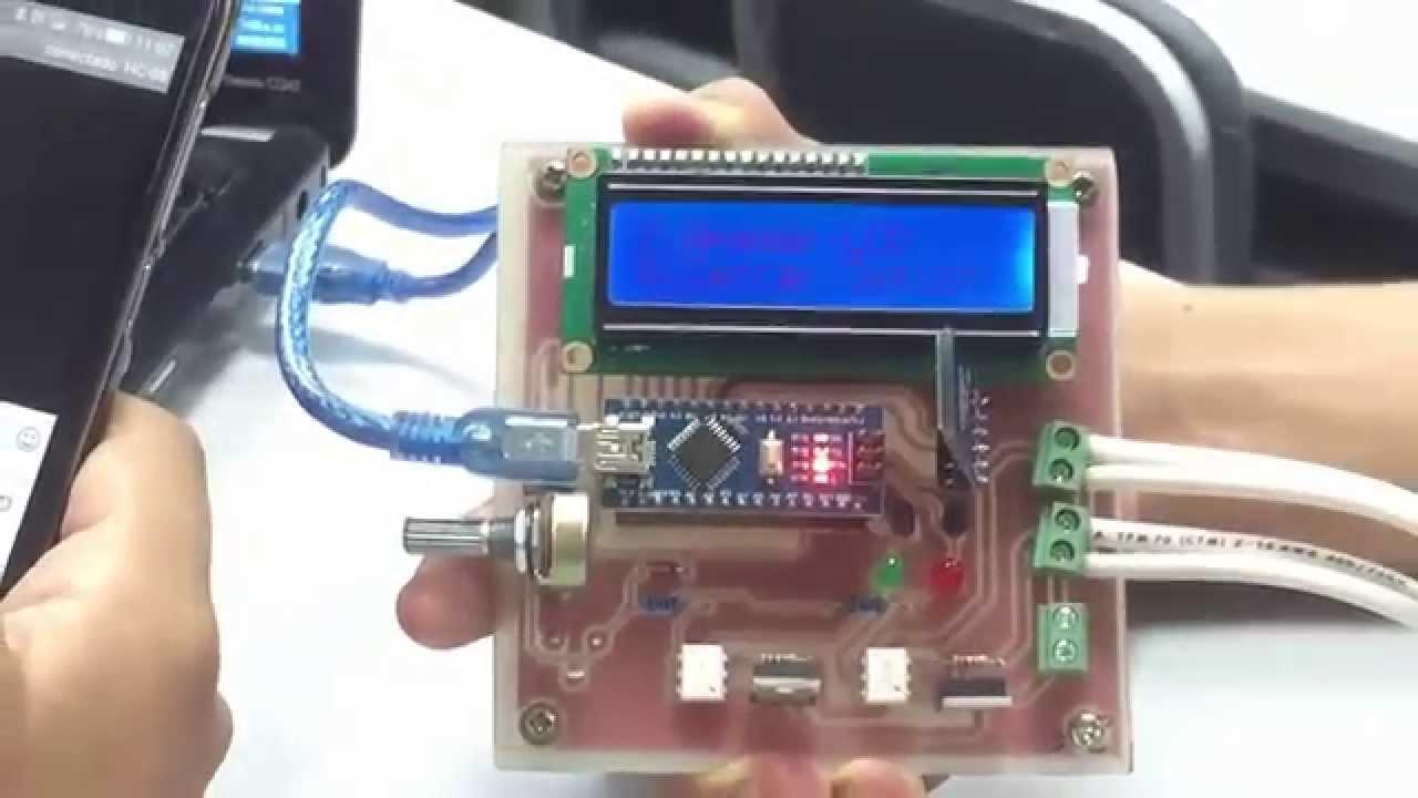 Funcionamiento de arduino nano proyecto codebreaker youtube
