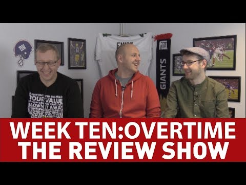 WEEK TEN OVERTIME: THE NFL REVIEW SHOW
