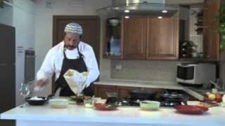 Carmelo Chiaramonte - Mediterranen Diet - Italian Profile From Sicily- Cena - Menu' Di Pesce