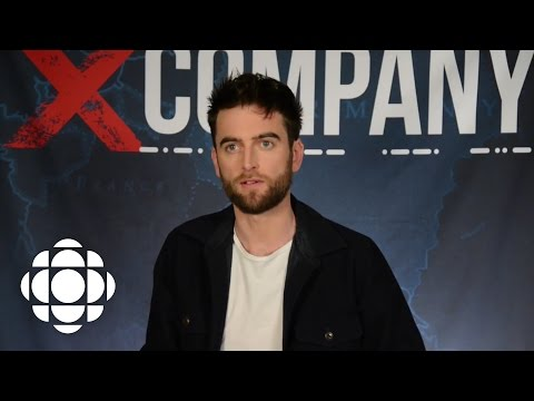 Jack Laskey Answers your Questions  X Company  CBC