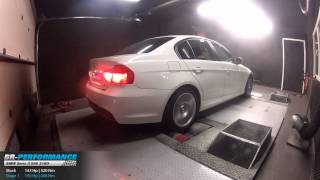 Reprogrammation Moteur BMW Serie 3 E90 318D 143hp @ 192hp par BR-Performance