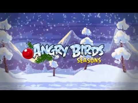 New Trailer on Angry Birds Seasons