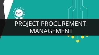 Project Procurement Management | PMP