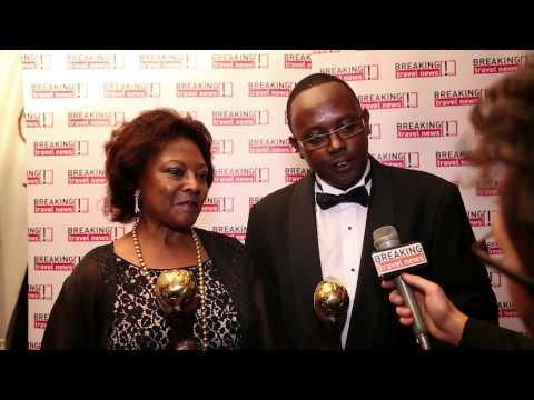Julie Scott & Michael Scott, Carlson Wagonlit Travel Kenya,