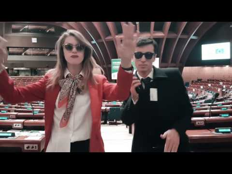 Shake the Congress | Council of Europe, Eminem, Youth Delegates