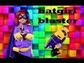 DC Super Hero Girls Batgirl Blaster Quick