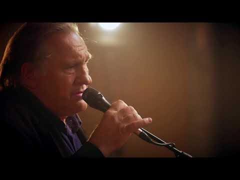 Depardieu Chante Barbara - Dis Quand Reviendras-tu ? (Live)