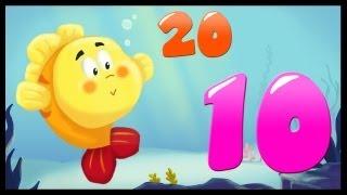 Apprendre les nombres de 10 à 20 (français)