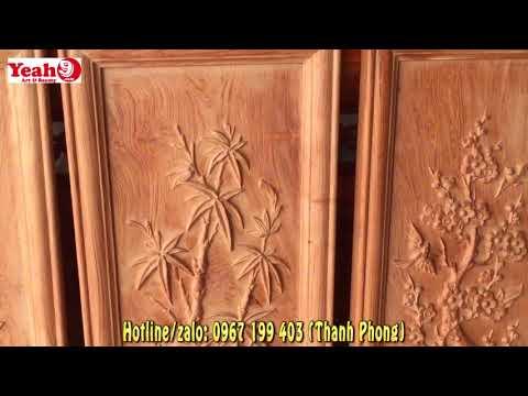 Bán Tranh Gỗ Tứ Quý Giá Rẻ Tại TPHCM - Yeah9.com - 0967 199 403