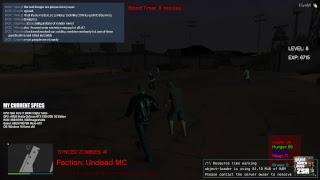 FiveM Zombie Survival Roleplay - Apocalypse Figure 8 Derby