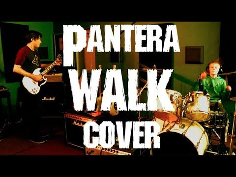 12-Year-Old Student Plays WALK by Pantera!