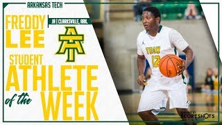 Arkansas Tech Student Athlete of the Week - Freddy Lee