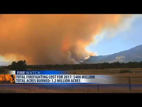 State official: Montana fire seasons getting longer, harder to handle with current resources