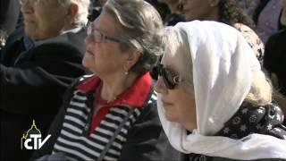 Pape François : la retraite est un droit