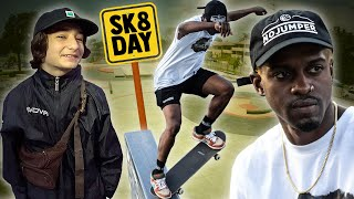 Download LA Skate Day With Sunny Suljić Mp3 and Videos