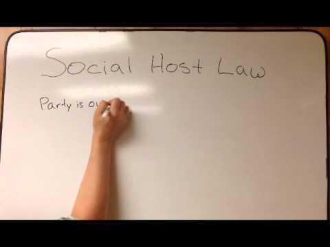 RI Social Host Law