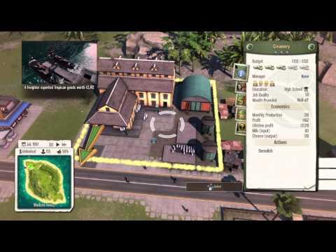 Tropico 5 - Hostile Takeover And Special Editon DLC - PS4