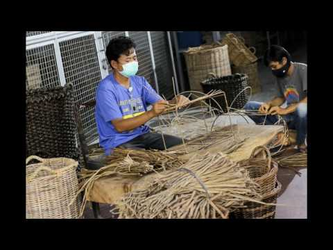 Get Closer With Banana Rope Handicrafts Exporter From Indonesia