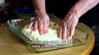 Grandmas Design - TR - Raisin Bread