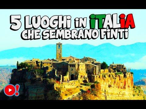 5 LUOGHI IN ITALIA CHE SEMBRANO USCITI DALLE FIABE   Videopazzeschi TV