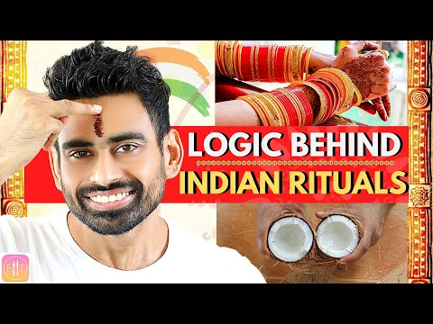 25 Common Indian Rituals that are Surprisingly Logical 🇮🇳