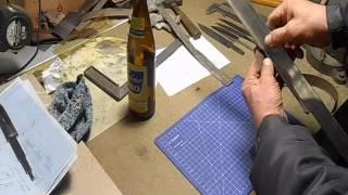 Нож выживания из 95Х18. Изготовление и тесты.