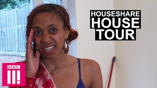 Could You Live In This House With Five Strangers?   HouseShare - Bonus House Tour