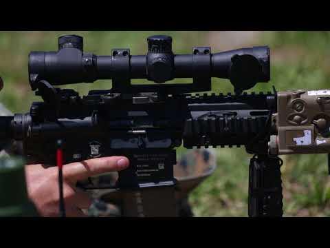DFN:U.S. Marines fire the M38, STONE BAY, NC, UNITED STATES, 05.01.2018