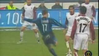 2003-2004 Inter vs Reggina 6-0