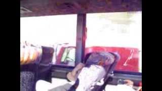 Boston - New York Chinatown bus roadtrip